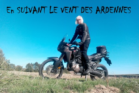 Following the wind of Ardennes. My YouTube channel dedicated to my passion for motorcycling in the Ardennes. (only in French) Gabrielle Lys.